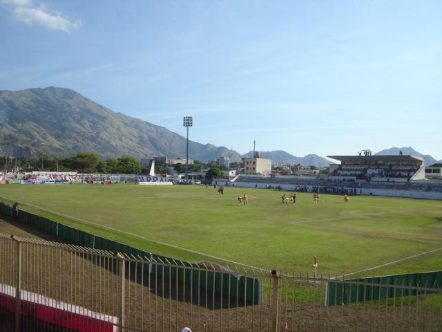 Beautiful Girl Stadium in Rio