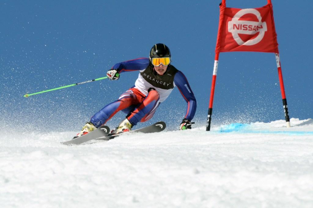 Delancy already sponsors the British National Alpine Ski Championships