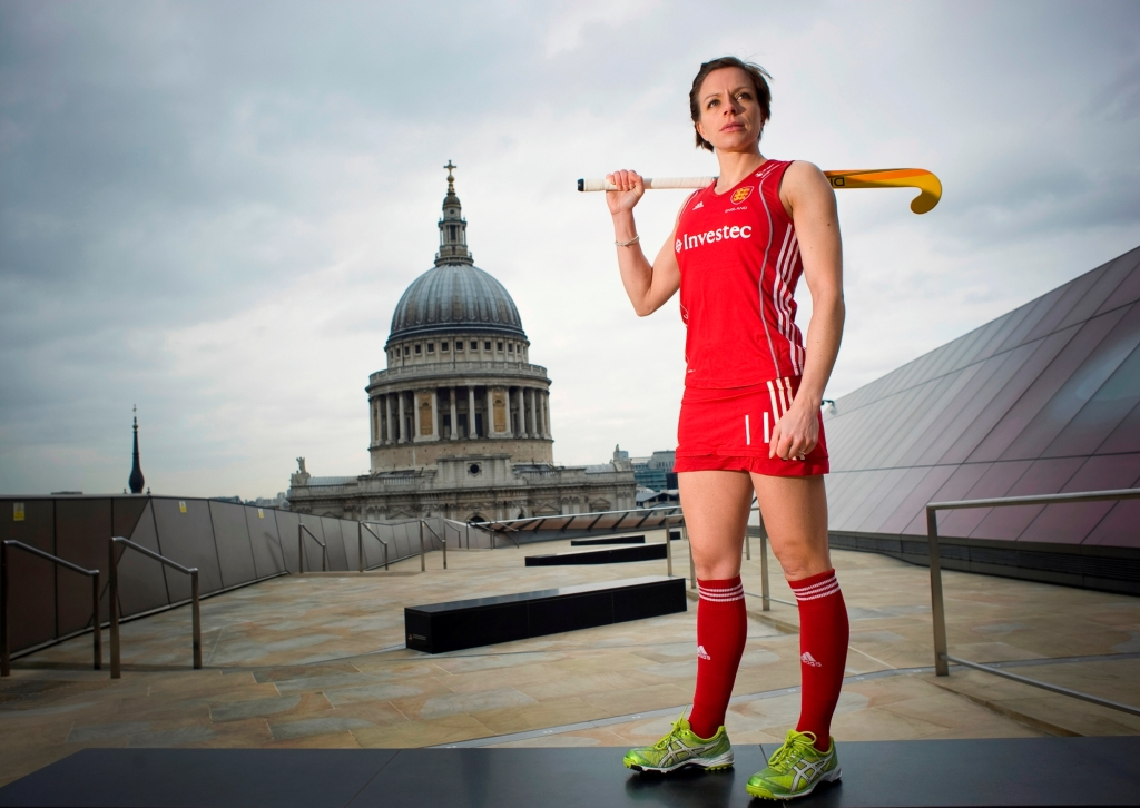 England captain Kate Walsh looks ahead to the Investec World League in London this June