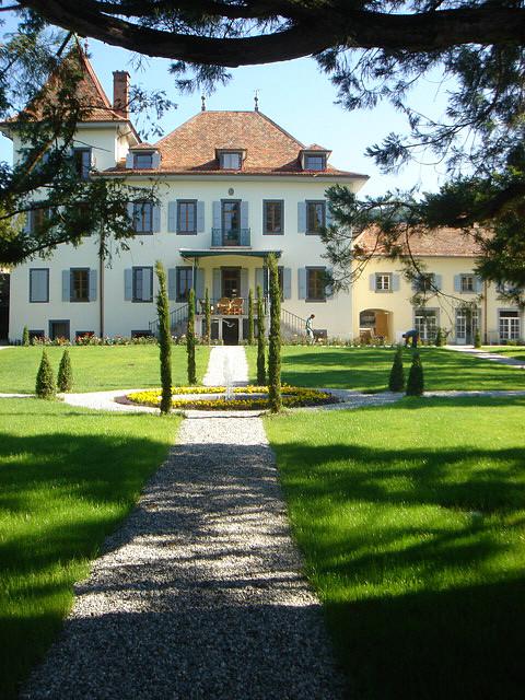 FILA HQ at Corsier-sur-Vevey