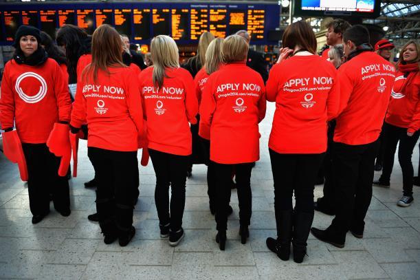 Glasgow 2014 Volunteers 2