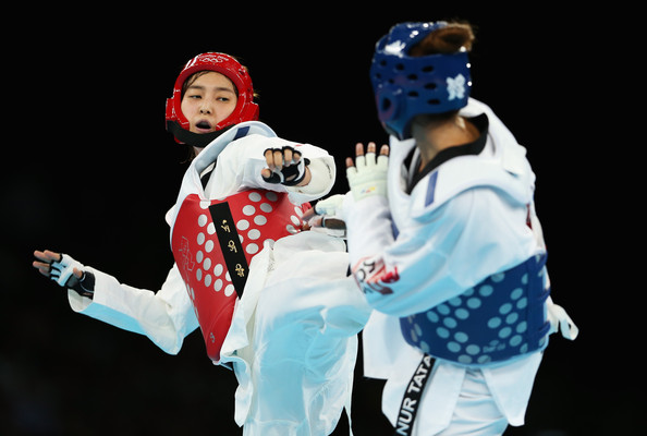 Hwang Kyung-Seon London 2012