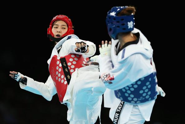 Hwang Kyung-Seon London 2012