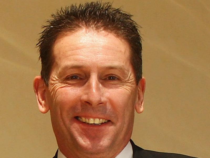 Ian Stewart head and shoulders