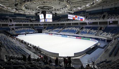 Iceberg Skating Palace 040213