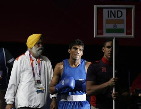 Indian boxing 2