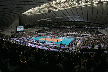 Japan has hosted the FIVB Volleyball World Cup since 1977