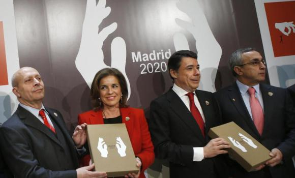 Madrid 2020 is Spains third consecutive Olympic bid attempt after it submitted failed bids for the 2012 and 2016 Games