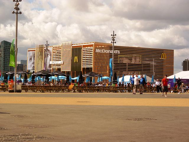 McDonalds Olympic Park