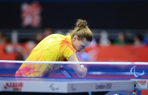 Natalia Partyka London 2012 Paralympics