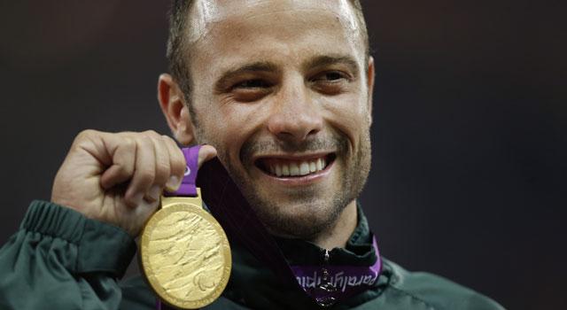 Oscar-Pistorius medals