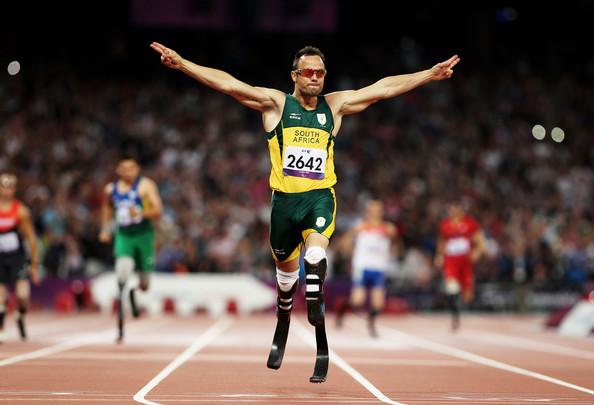Oscar Pistorius Paralympics