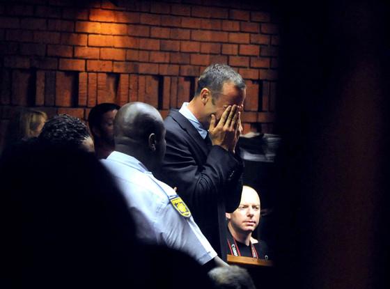 Oscar Pistorius in court February 2013