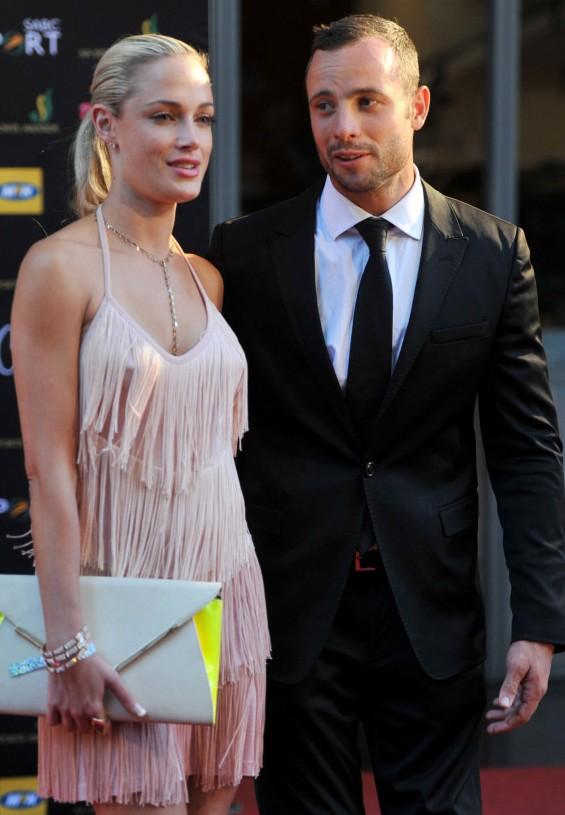 Oscar Pistorius with Reeva Steenkamp 2 jpg