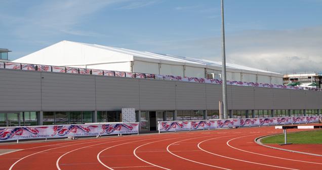 ParalympicsGB training camp