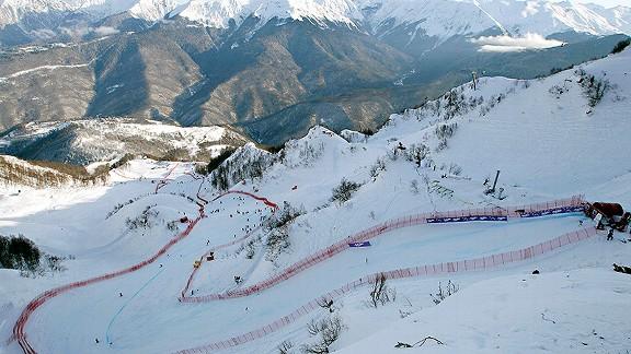Rosa Khutor Alpine Centre