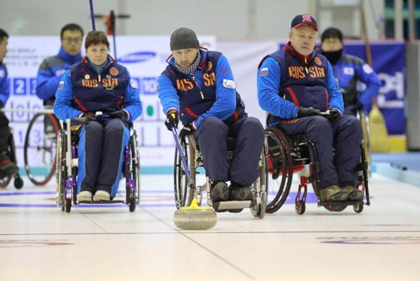 Russia will try to defend their title at this weekends World Wheelchair Curling Championships on their home ice in Sochi
