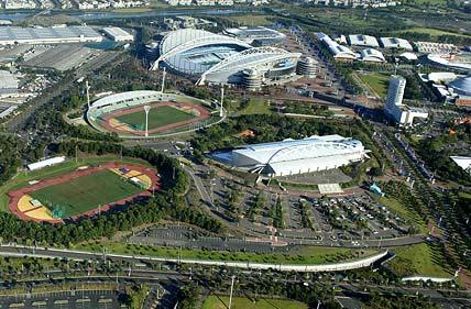 Sydney Olympic Park