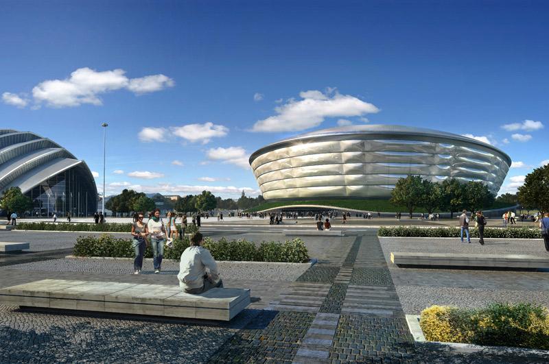 The Hydro Glasgow