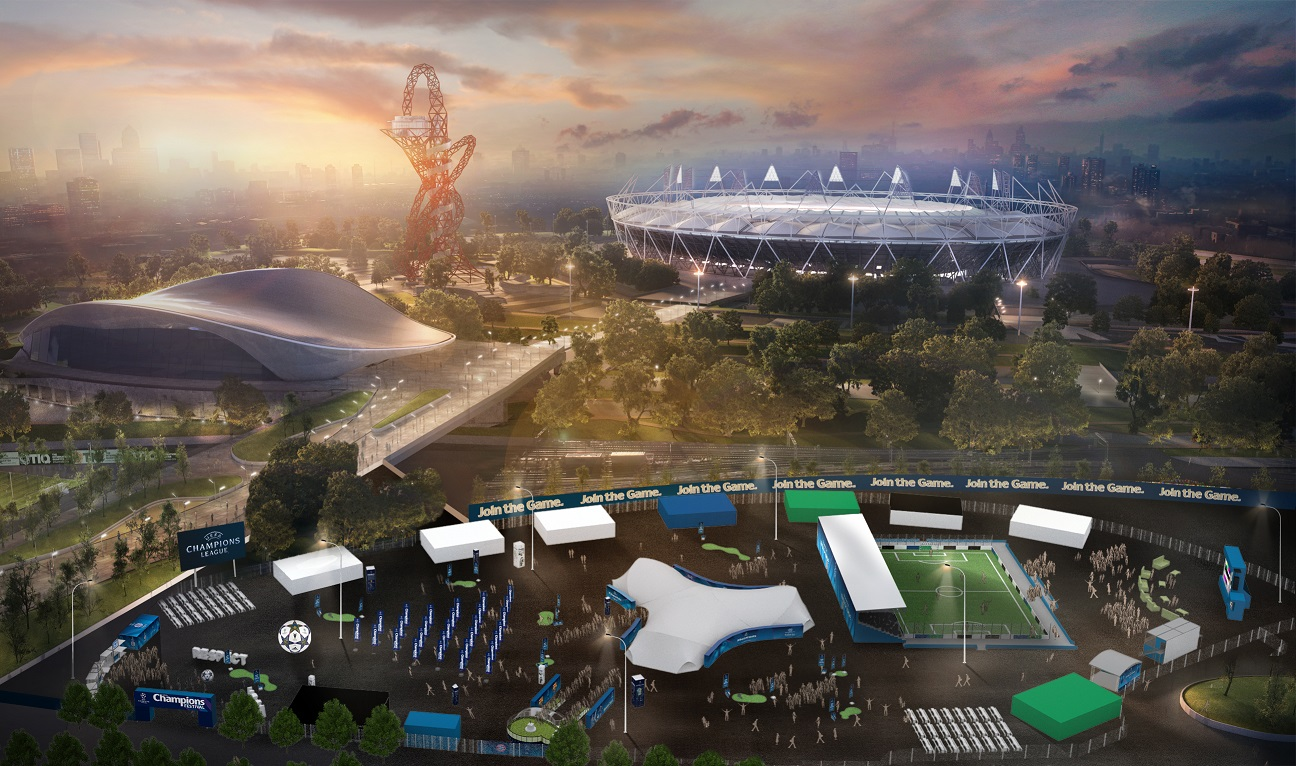 UEFA Champions Festival 2013 2