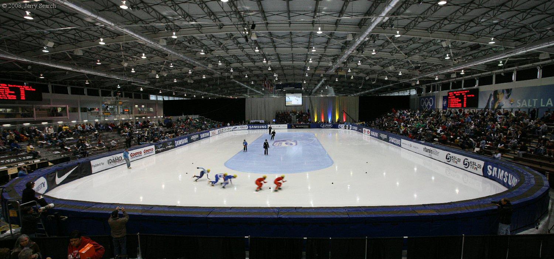 Utah Olympic Oval 110213