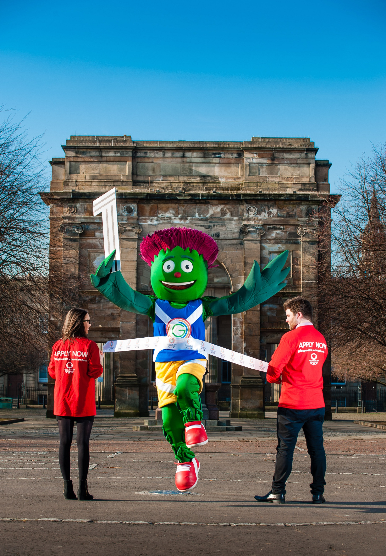 Volunteer Glasgow 2