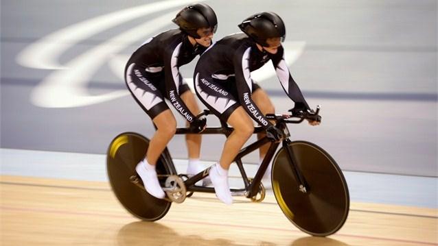 paralympics new zealand cycling