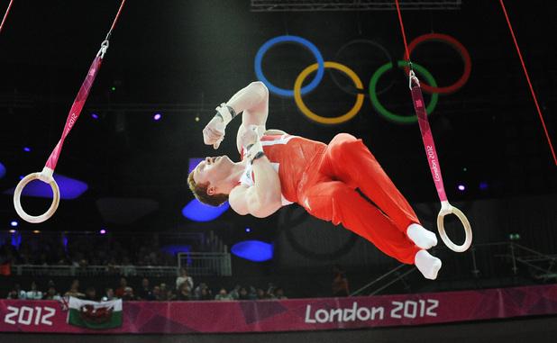Daniel Purvis London 2012