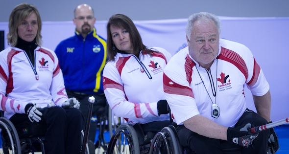 Jim Armstrong world championships Sochi February 2013