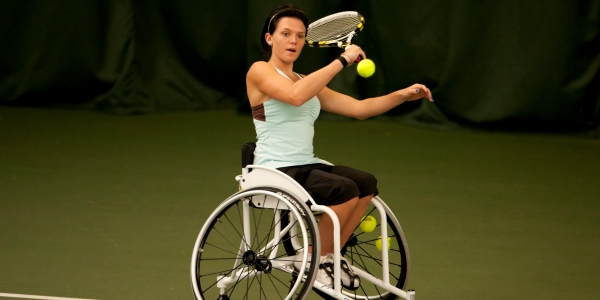 Jordanne Whiley at North West Challenge