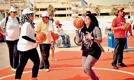 Qatar School Sports Day