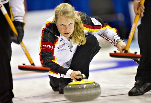 2010 world champion Andrea Schöpp will make her