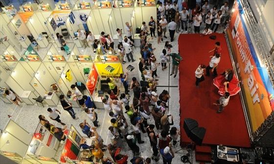 2012 Forum Fair overviw