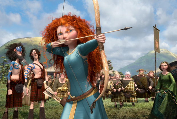 As well as London 2012 Disneys Brave has helped to boost the popularity of archery