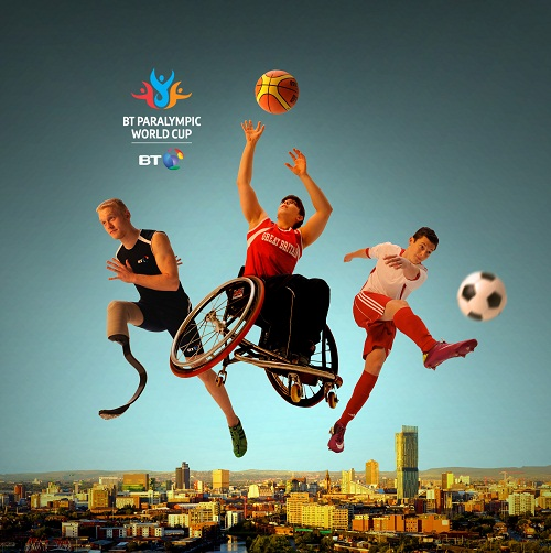 BT Paralympic World Cup 2012