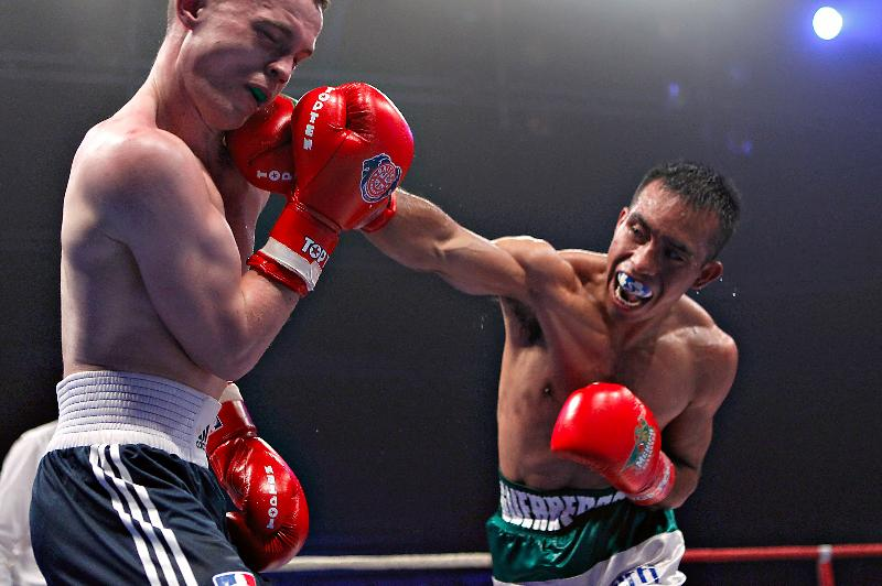 British Lionhearts v Mexico March 29 2013