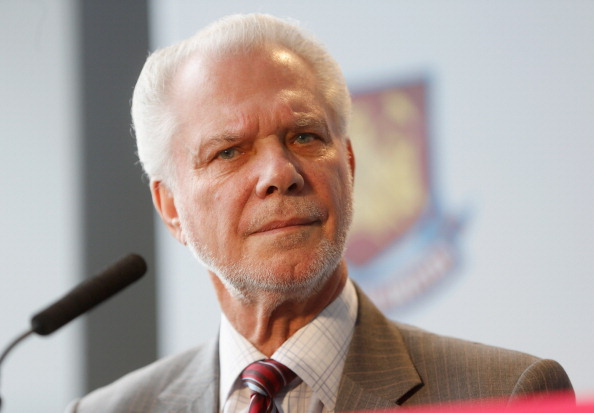 David Gold announcement of Olympic Stadium March 22 2013