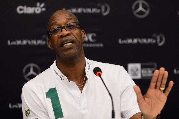 Ed Moses Laureus Awards Rio March 11 2012