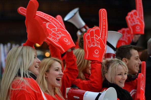 Glasgow 2014 volunteer applications