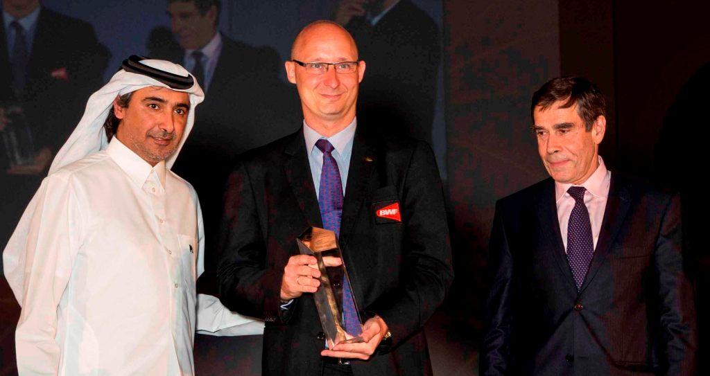 Integrity Award BWF
