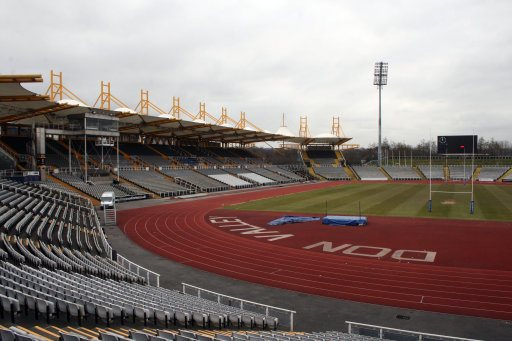 Jessica Ennis Don Valley Stadium is to be closed by Sheffield City Councilv