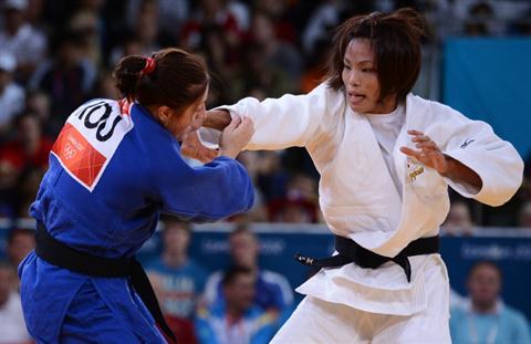 Kaori Matsumoto London 2012