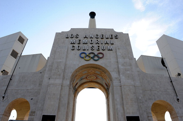 Los Angeles Memorial Coliseum 070313