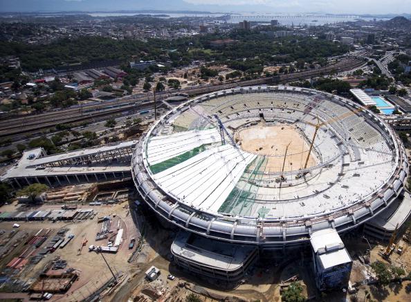 Maracana Stadium February 22 2013