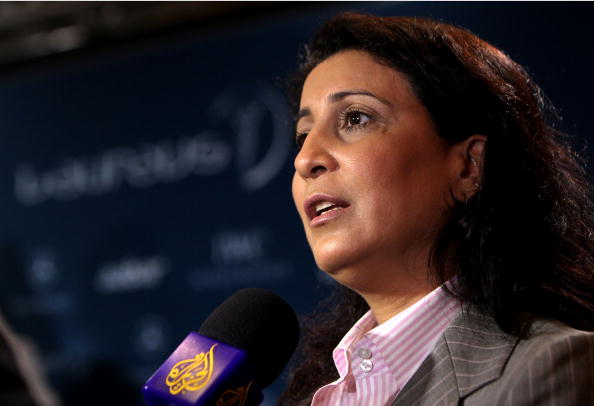 Nawal El Moutawakel would be the first female IOC President