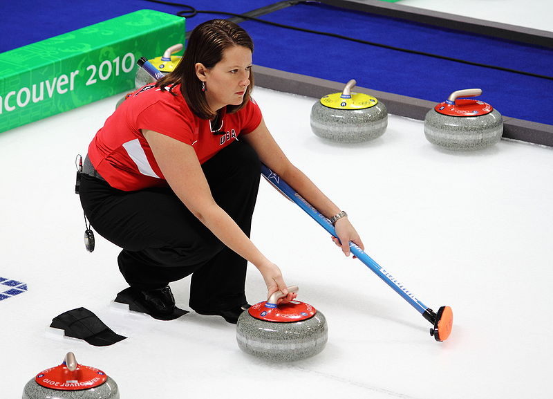 Olympian Debbie McCormick makes up part of the US team heading to the World Championship