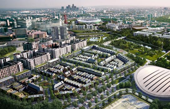 Olympic Park legacy