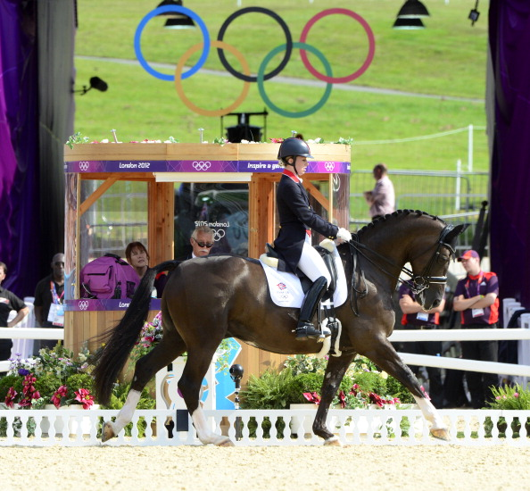 Olympic dressage teams will now feature four riders and one to count to harmonise the three disciplines across equestrian sport