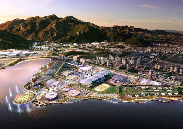 Rio 2016 Olympic Park 2