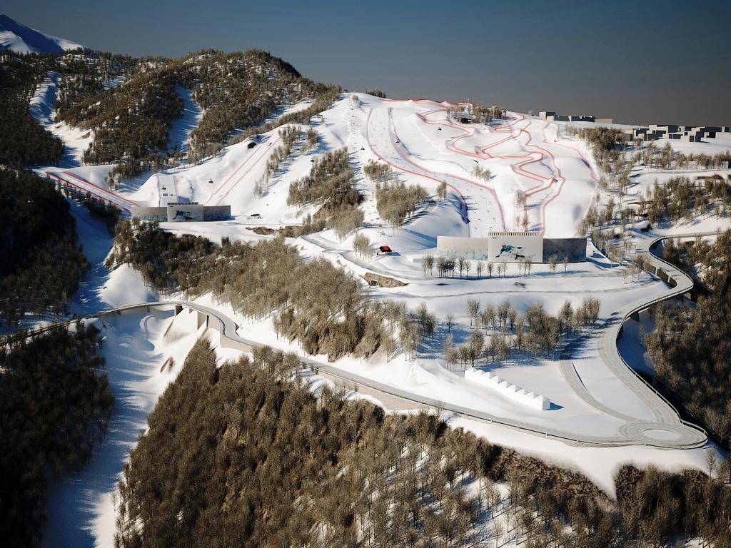 Rosa Khutor Sochi 2014